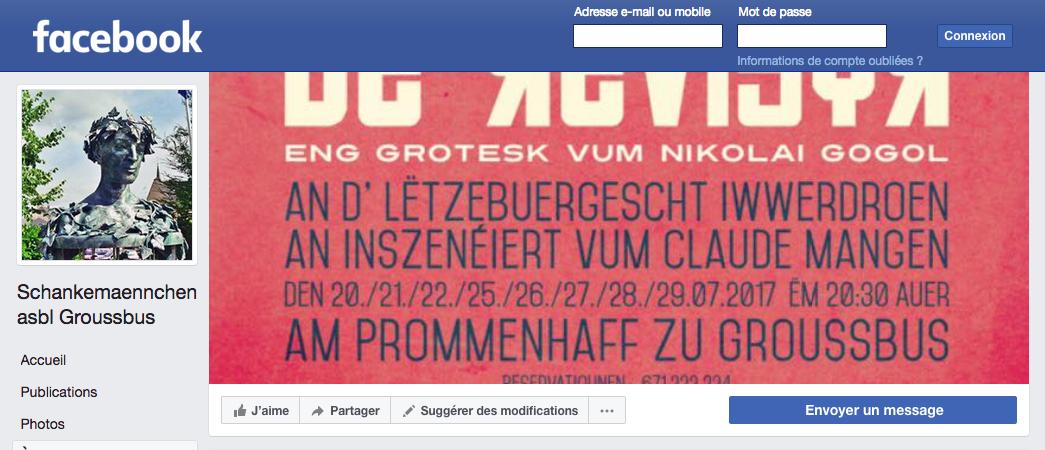 Schankemännchen um facebook