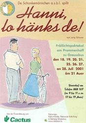 Hanni, lo hänks de ! (2001)